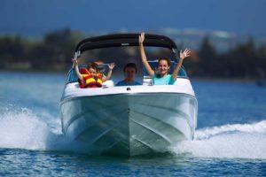 BGboats Bowrider Runabout