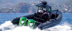 Подскачане или глисиране на лодка