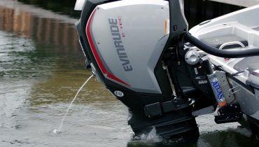 Подготовка на извънбордов двигател на лодка за зимата