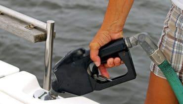 Бензин за извънбордови двигатели