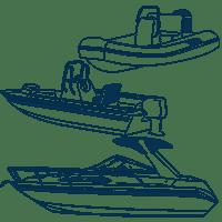 ЛОДКИ, RIB лодки, ЯХТИ, Колесари